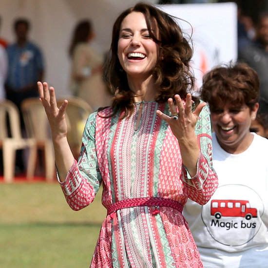 The Duchess of Cambridge's India and Bhutan Tour Style