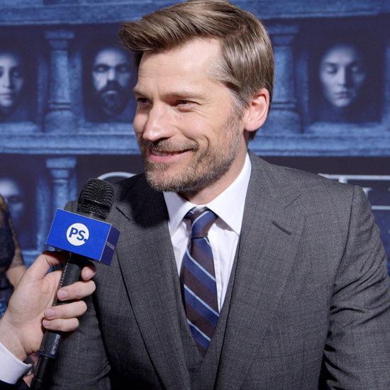 Nikolaj Coster-Waldau Talking About Game of Thrones Season 6