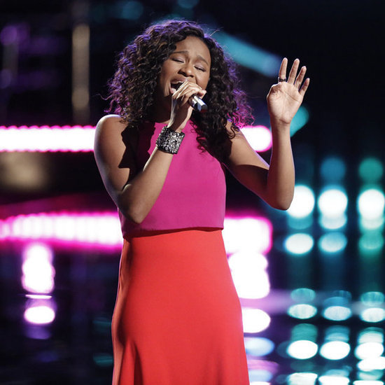 """Shalyah Fearing Sings """"Listen"""" on The Voice"""