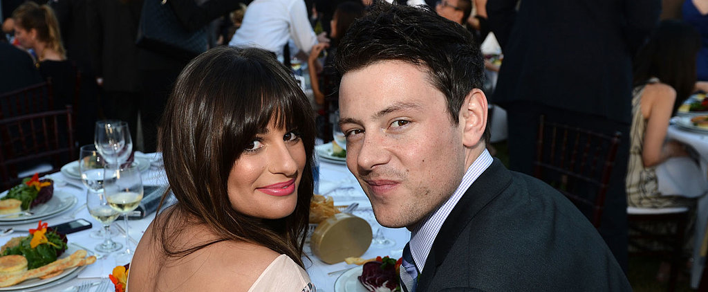 Lea Michele Gets a Tiny, Sweet Tattoo in Honor of Late Boyfriend Cory Monteith