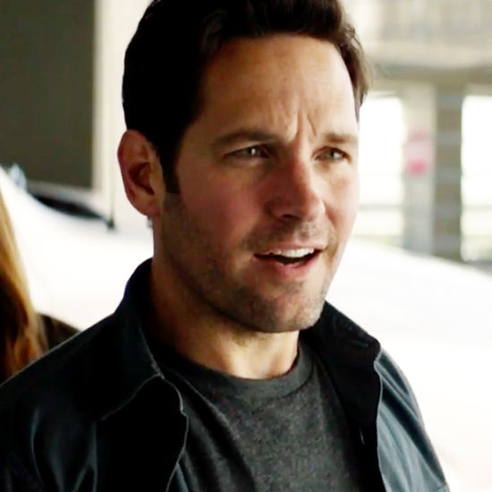 Ant-Man Meets Captain America in Civil War Clip