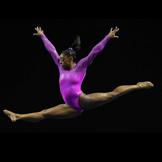 Gymnast Simone Biles's Olympic Dreams | Video