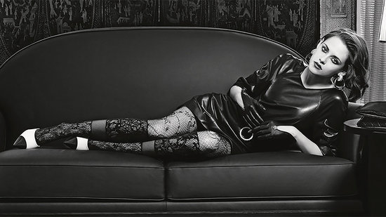 Kristen Stewart Goes Braless, Shows Some Skin in Sexy New Chanel Ads