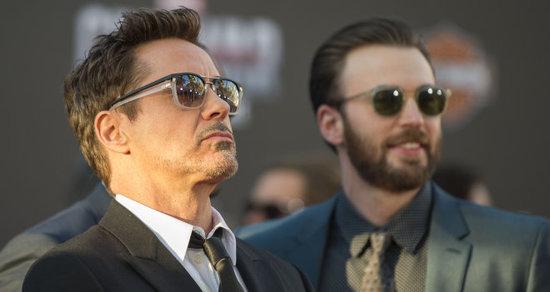 Robert Downey Jr. on Spider-Man's 'Hot Aunt,' Nervous Chris Evans, His Iron Baby Girl