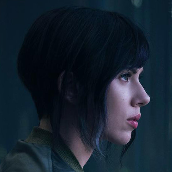 Scarlett Johansson Ghost in the Shell Picture