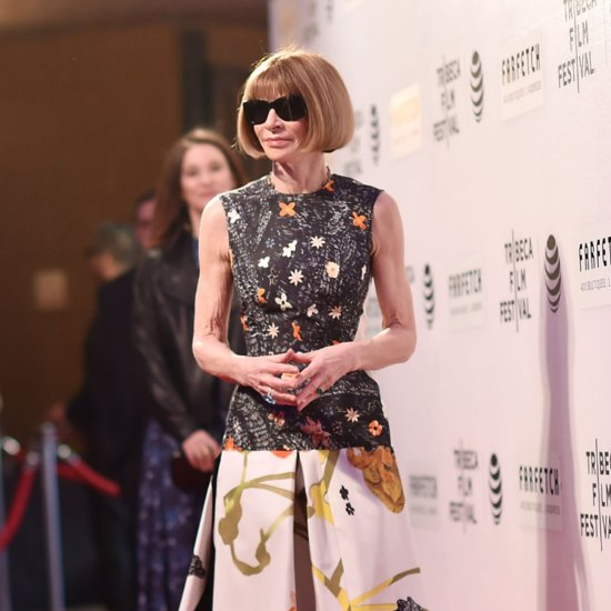 Anna Wintour Doesn't Like Culottes