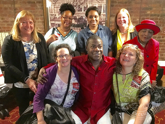 Tracy Morgan Puts on 'Emotional' Special Performance for the Doctors and Nurses who Treated Him After Car Crash