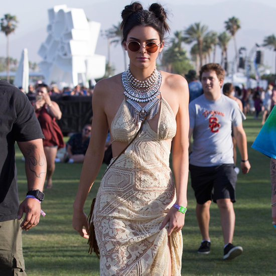 Kendall and Kylie Jenner Coachella Style