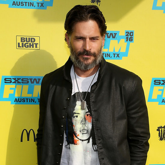 Joe Manganiello Hospitalized With Appendicitis April 2016