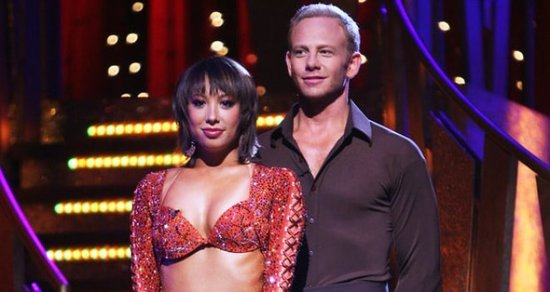 Cheryl Burke Hated 'Dancing' With Ian Ziering but Apologizes for Suicide Reference