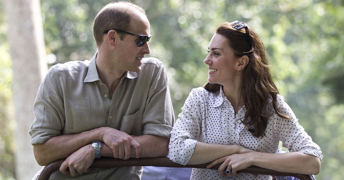 Prince William Gets Refreshingly Candid About the Struggles of Being a Parent
