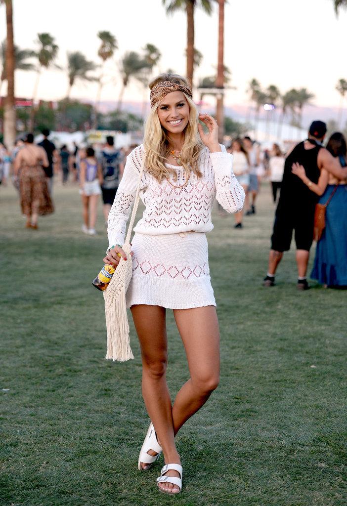 Coachella Street Style Pictures 2016 Popsugar Fashion