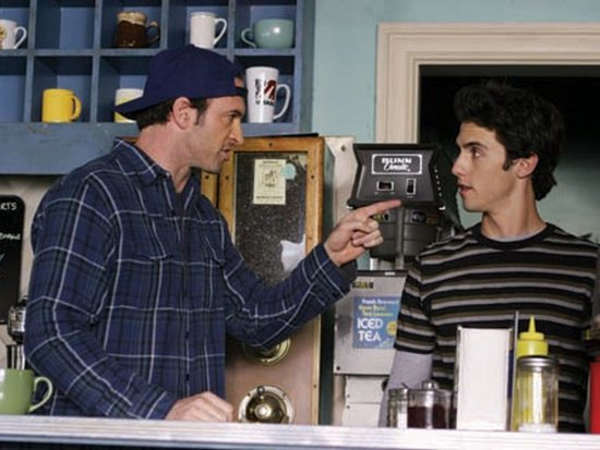 We've Got More Photos From the Set of 'Gilmore Girls'