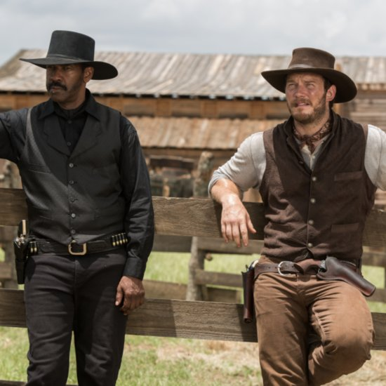 The Magnificent Seven Trailer and Australian Release Date
