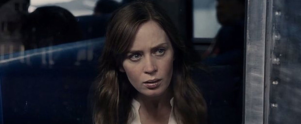 Emily Blunt Gets Tangled in a Web of Lies and Murder in the Trailer For The Girl on the Train