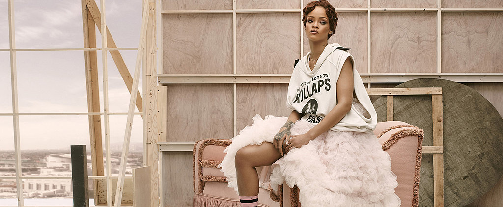 Rihanna Helps Us Feel Sexy and Sporty — in Just Our Socks Alone