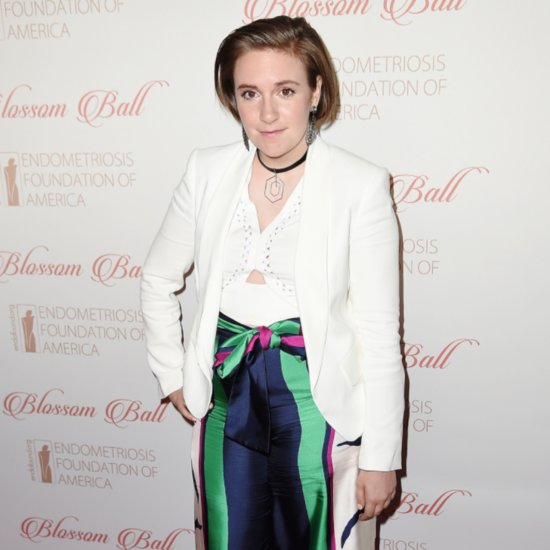 Lena Dunham's Outfit at the 2016 Blossom Ball