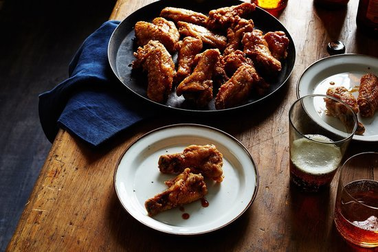 Make These Chicken Wings for a Better Version of General Tso's