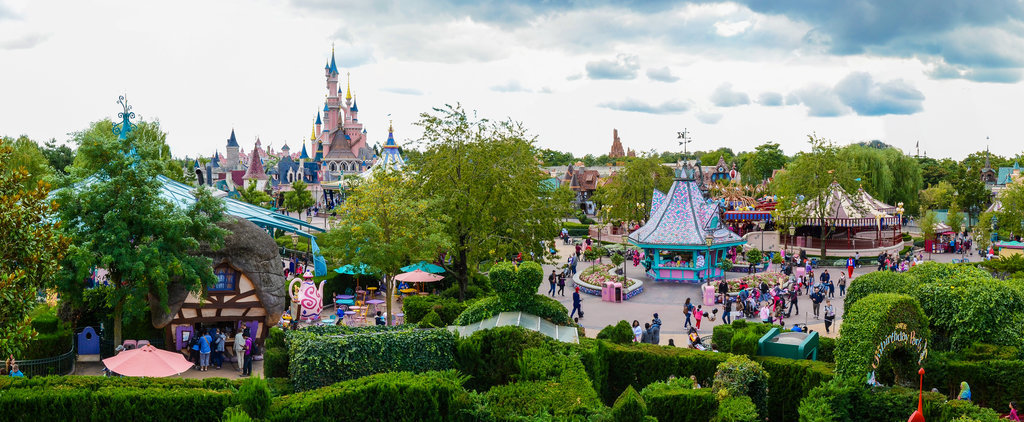 20 Things You'll Only See at Disneyland Paris