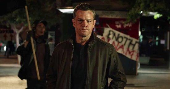 Matt Damon Is the Ultimate Badass in New 'Jason Bourne' Trailer