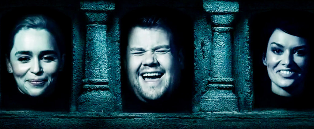 James Corden Joins Game of Thrones' Hall of Faces in This Pitch-Perfect Parody