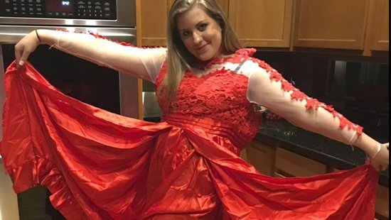 This Prom Dress Is The Latest 'Knockoff Nightmare' To Go Viral