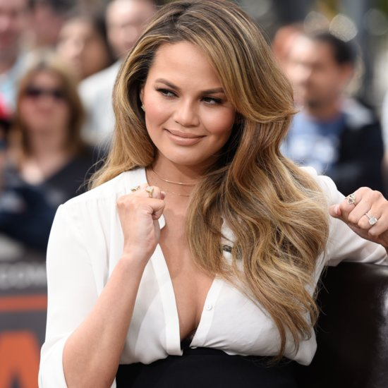 Chrissy Teigen's Funny Tweets About Being a Mum