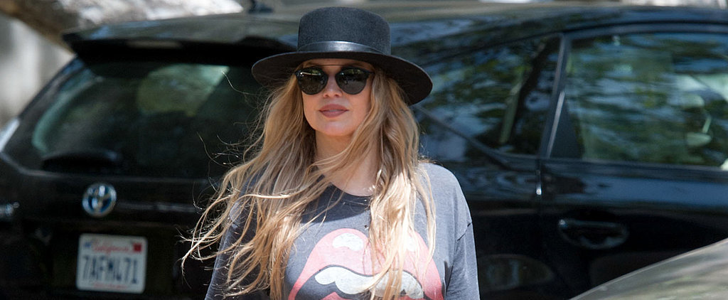 Fergie Turns the Sidewalk Into Her Own Personal Runway While Strutting Through LA