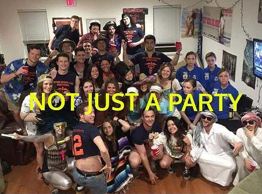 University of Illinois Debates Whether Frat Party was Culturally Insenstive