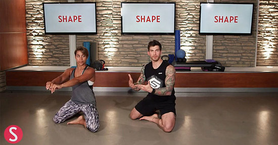 "This Unique Workout from an NBC ""Strong"" Trainer Will Challenge Your Body (and Mind)"