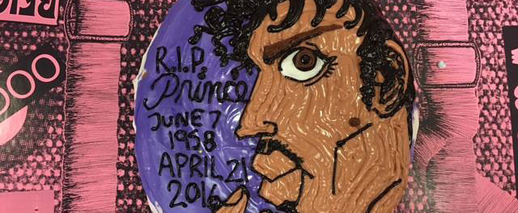 This Doughnut Shop Paid Tribute to Prince in the Most Awesome Way