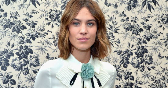 Alexa Chung Declares: 'Chokers Are So Dead'