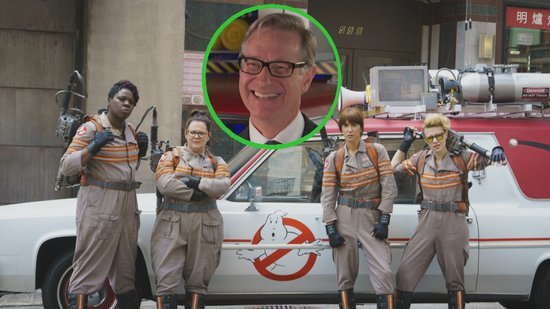 EXCLUSIVE: Paul Feig Says There Won't Be Any 'Dress Shopping Montages' in the 'Ghostbusters' Reboot