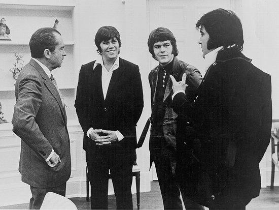 Hidden Guns, Karate Demonstrations and Slapping the President: Elvis Presley's Best Friend Explains the True Story Behind Elvis/