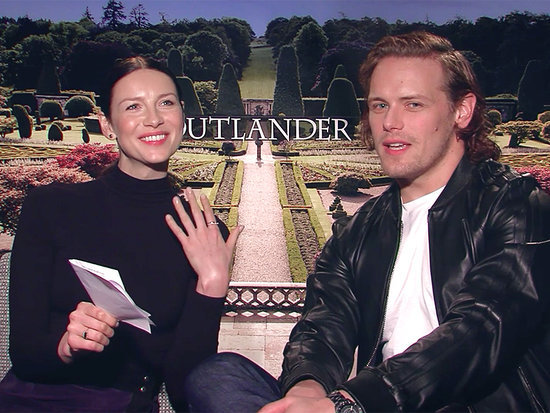 WATCH: Proof the Outlander Cast Can Make Anything Sexy