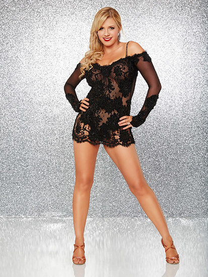 """Jodie Sweetin Overcomes Injury and Brings Dancing with the Stars Crowd to Its Feet with Pink's """"Try"""""""