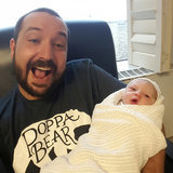 How This Father-to-Be Turned His Child's Birth Into the Ultimate Dad Joke