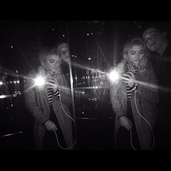 Did Chloë Grace Moretz and Brooklyn Beckham Just Make Their Relationship Instagram Official? See the Cute Photo