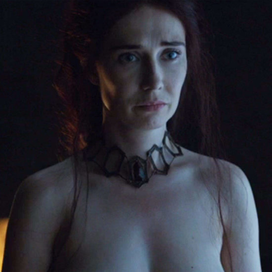 Melisandre's Old Lady Scene on Game of Thrones