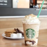 Starbucks Is Bringing Back the S'mores Frappuccino, All Is Right in the World