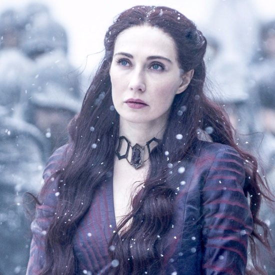 When Did Melisandre Take Off Her Necklace on Game of Thrones