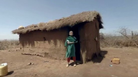 Experience What Life Is Like For A 10-Year-Old Girl Growing Up On The Border Of Tanzania & Kenya
