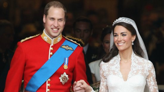 Alexander McQueen Is Being Sued Over Kate Middleton's Wedding Dress
