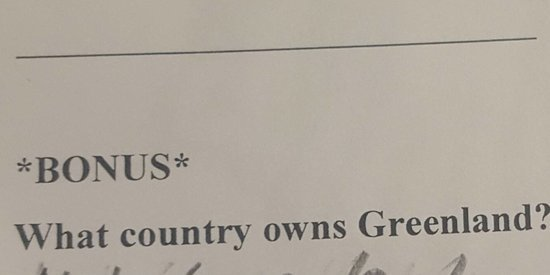 Now This Is How You Answer A Bonus Question
