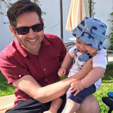 This Hysterical Dad Completely Nailed What It's Like to Take a Baby on Vacation
