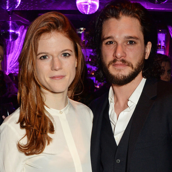 Kit Harington Gets Support From Friends, Family, and His Best Gal on a Special Night in London