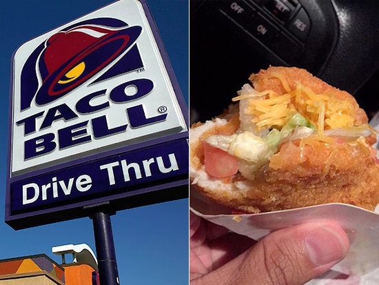 R.I.P. Our Fitness Goals: Taco Bell Is Testing a New Chalupa Wrapped in a Fried Chicken Shell