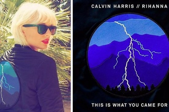 Calvin And Rihanna Have A New Song Coming And Taylor Tried To Warn Us