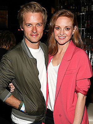 Baby on the Way for Adam Campbell and Glee's Jayma Mays