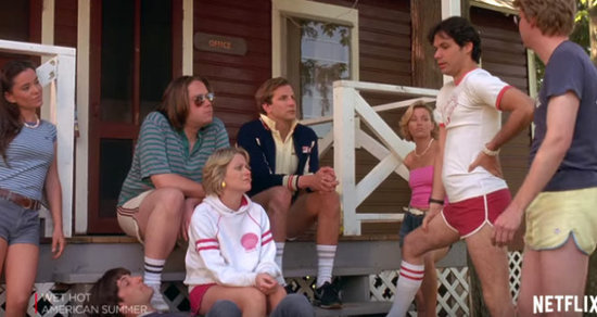 Netflix's 'Wet Hot American Summer' Will Return in 2017, But 10 Years Later